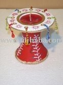 Jumar candle stand