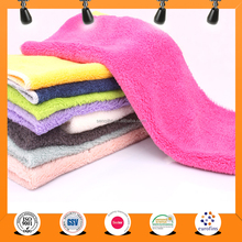 2016 HOT sale wholesale cheap advertising logo printed bamboo fiber walmart kitchen towels