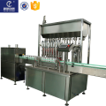 China supplier best factory price high speed paste bottle packing machine ketchup tin can hot filling machineries