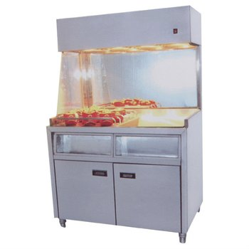 PK-JG-VF10 Fast Food Equipment for Commercial Counter Top Chips Warmer