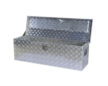 [super deal] aluminum truck tool box