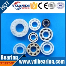Car and motorcycle bearing ZrO2 Si3N4 16001CE 16001 ceramic bearing