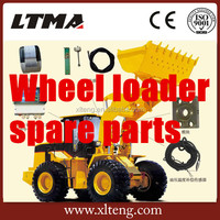 Chinese construction machine wheel loader spare parts