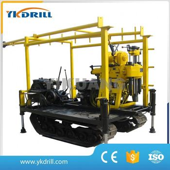 China down the hole hammer drill rig for sale
