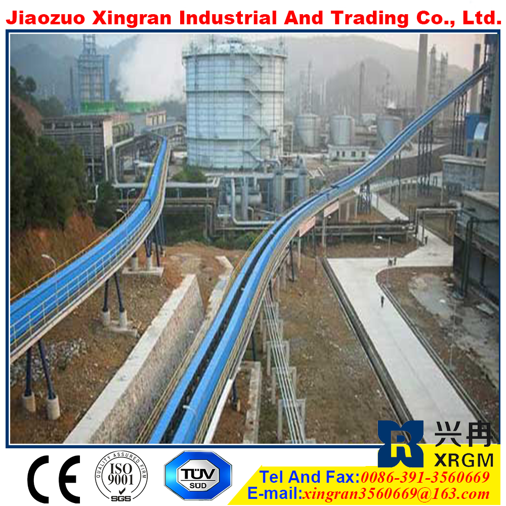 wood chip conveyor systems food transfer belt conveyor high strength steel core common conveyor belts