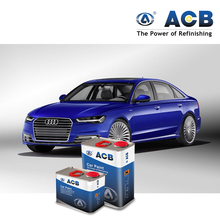 ACBcar body repair car paint brand names 2K clearcoating