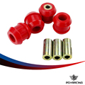 PQY RACING - FRONT UPPER CONTROL ARM BUSHINGS For Honda Civic 1992-1995 For Acura Integra 1994-2001 PQY-CAB08-2