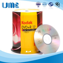 KODAK Blank DVD+R 4.7GB Exclusive Supply Wholesale New Release DVD