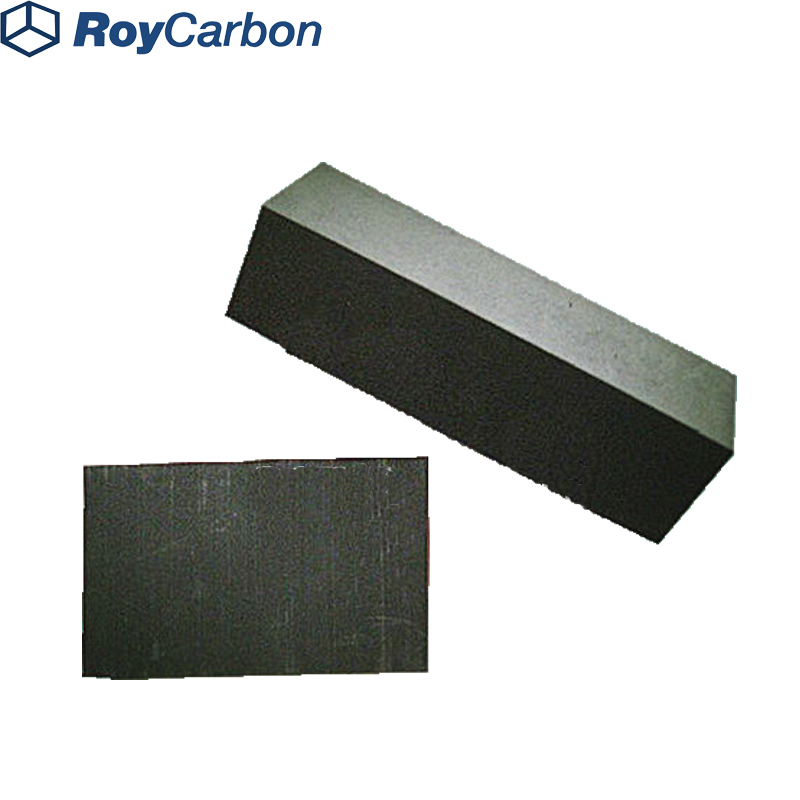 Graphite Block for Heat Exchangers Chemical Process Industry