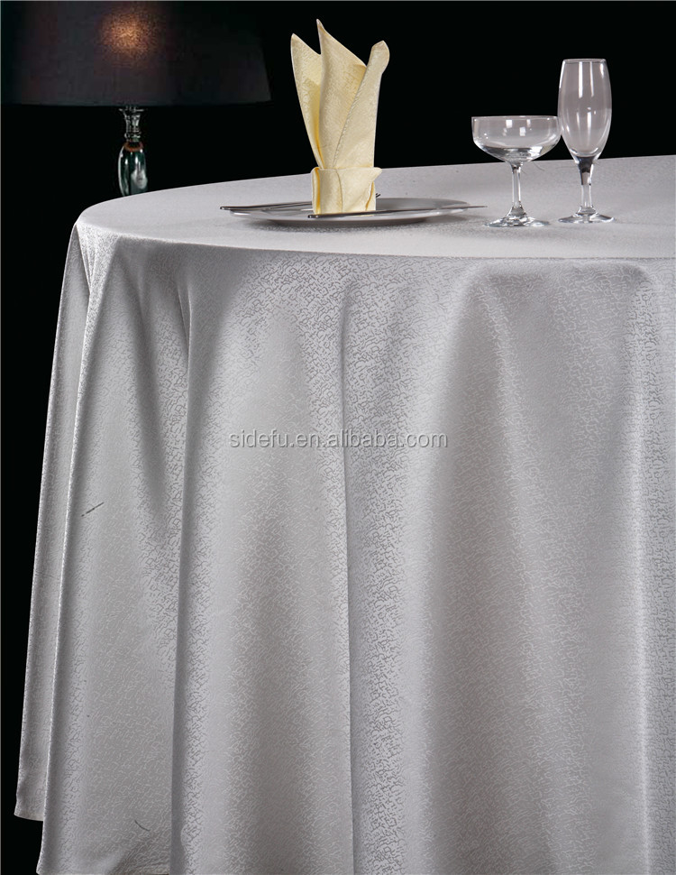 Restaurant Dinner Table Cloth Hotel Table Linen Cloths