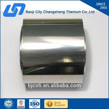 Wholesale China Factory pure titanium foil in minerals & metallurgy with all time warranty