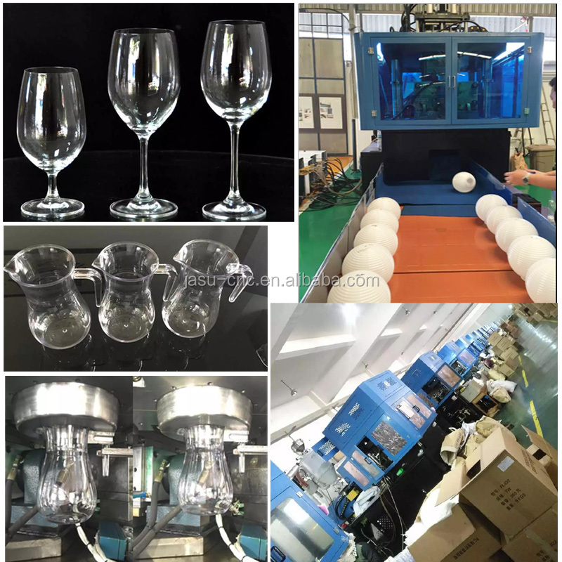 Cheap LED Lamp Making automatic plastic  Injection Blow Molding Machine