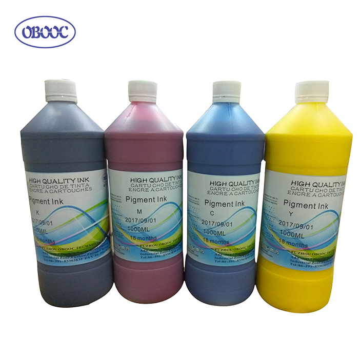Water Based K3 Pigment Ink for Piezo Printer C63/ C67/ C65/ R240/ C68/ C88/ D68