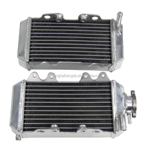 dirt cheap motorcycle spare parts cooling aluminum Radiators for Honda CRF150R / CRF150 07-09