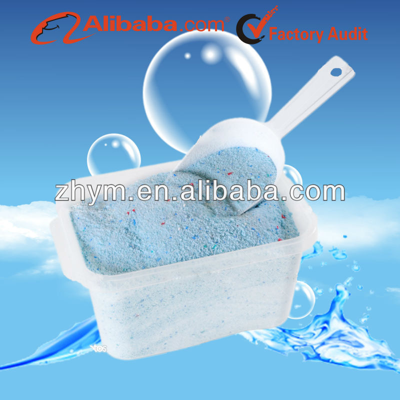 Rich foam and fresh scented Bulk Detergent Powder