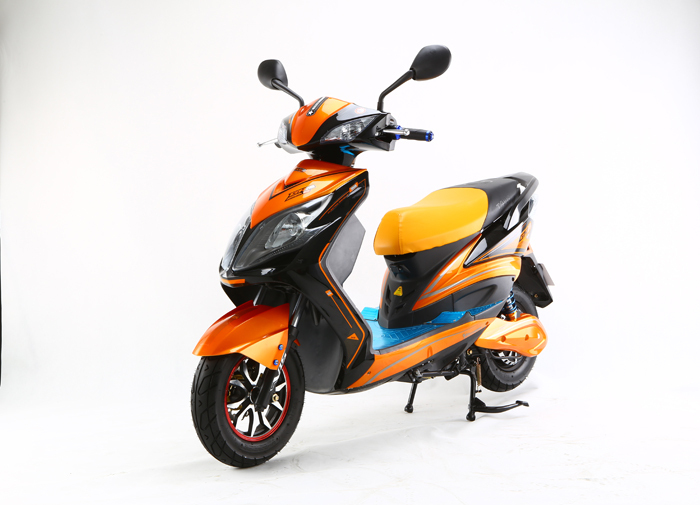 1000W-1500W Dongguan tailg electric motorcycle with pedals cheap electric scooter Lead-acid battery pack for sales TL1500DQT-ED