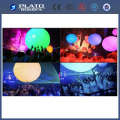 giant inflatable led concert balloon, festival balloon,party balloon, crowd ball