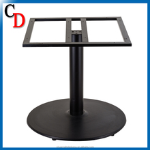A-004A D600mm heavy duty round patio table legs cast iron