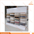 High Quality Countertop Artificial Stone Display Rack