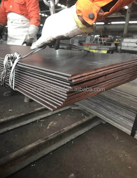 W.-Nr. 1.4034 ( DIN X46Cr13 ) hot rolled stainless steel plates