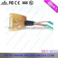 Genuine Brand 32inch LCD TV LVDS Cable Connection Panel and Mother Board