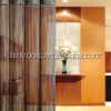 Bintronic Taiwan Manufecturer Motorized LED String Wall Decoration Curtain
