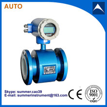 Low abrasion coal slurry magnetic flow meter with reasonable price