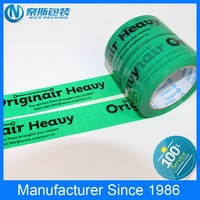BOPP Adhesive Water Glue custom printed electrical tape from China Factory