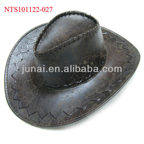 Wholesale Flashing Mexican Camo Fashion Traveling Cowboy Hats