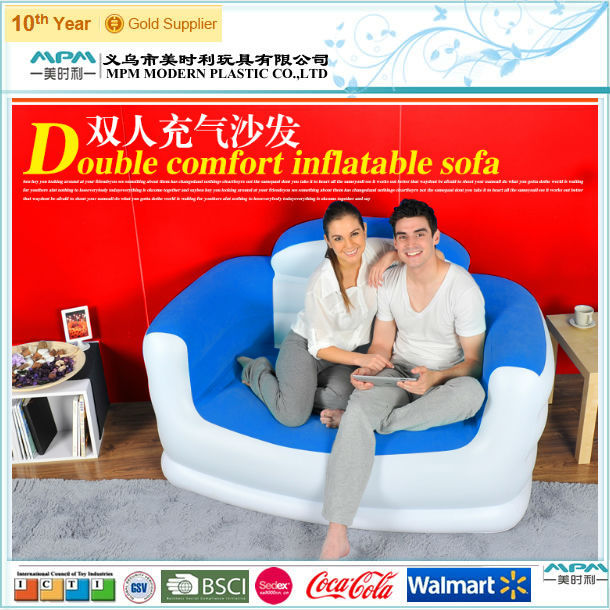 ICTI Factory Audit High Quality durable inflatable sofa