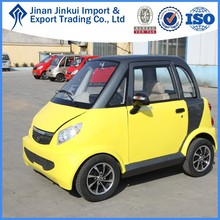 Cheap Chinese 2 seats electric passenger car / auto sales
