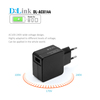Cell Phone Accessory Fashion Style 5V 1.8A Micro Usb Charger