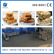 Hot sale peanut butter candy making machine, nuts candy forming machine