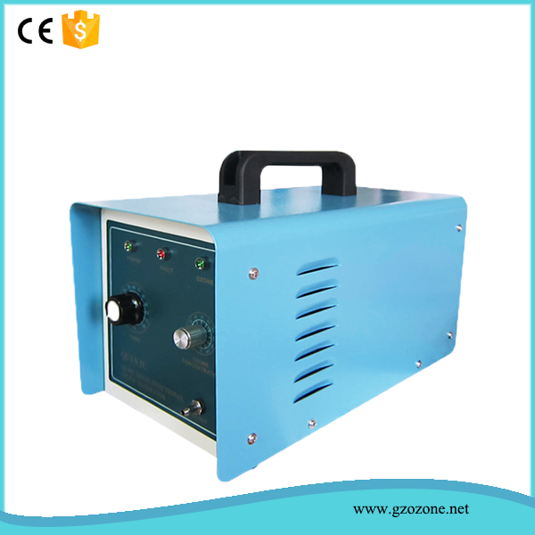 ozone generator remove waste gas, mini portable air purifier