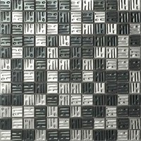 mixed colour for glass and metal mosaic tiles (SA004-45)