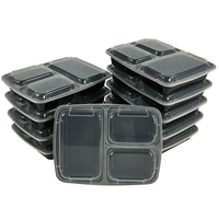 Food Storage Meal Prep Containers Microwave