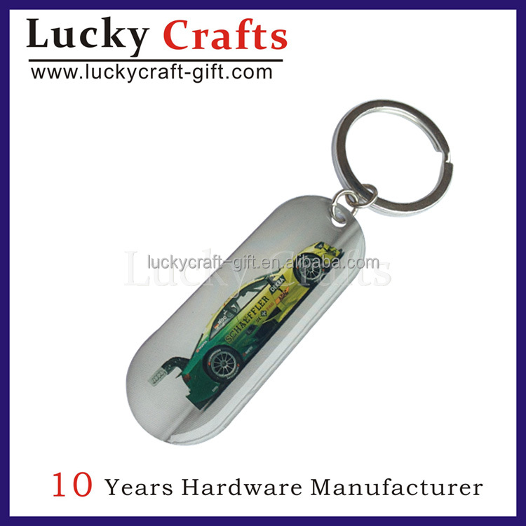 High Quality Car Brand Logo Metal Keychain For Souvenir
