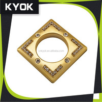 KYOK Cutain hook/clamp series , Innovative design ,box with self-locking ring of diamond curtain rings
