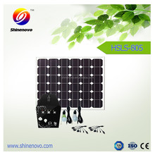60W solar portable power 12 volt systems for homes off-grid