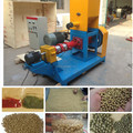 Floating fish feed machine/Floating fish food extruder machine for sale