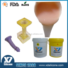 XD6220 Platinum cure 100% food grade mold making liquid silicone rubber