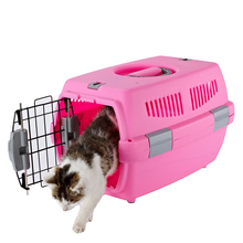High Quality Cheap Plastic Pet Carrier/Pet Flight Cage/Pet Transport Box
