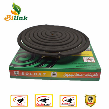 Eight Hours No Smoke Raw Mosquito Coil