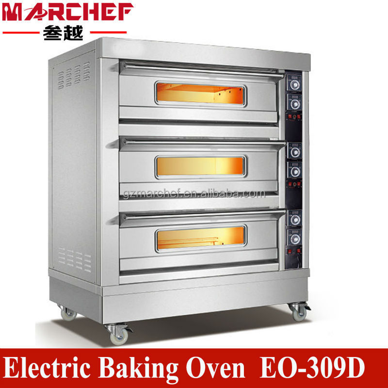 EO-309D Commercial Food Kitchen Restaurant Equipment/Toaster Oven/Bread Oven Series