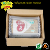 transport protective shock resistant milk powder air bag inflatable packaging