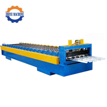 Automatic IBR Panel Roll Forming Machine