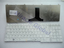 keyboard for Toshiba L650 L655 C650 C655 C660 C665 L670 L750 Matte WHITE SK