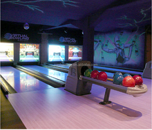 Original Used Second Hand Bowling Equipments Bowling Alley for AMF Bowling equipment