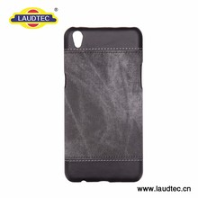 Pu Leather Jean Texture Case For Opp R9 Plus