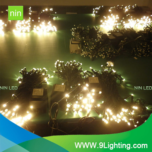 2016 New 10m 100led String Light Top Quality Christmas Led Light String With Good Price - Buy ...